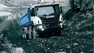 Scania P420 - offroadowe wyzwanie