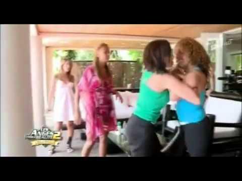 Clash Daniela / Monia - Les anges de la télé réalité  2