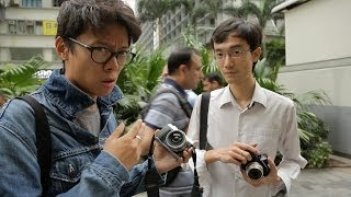 getlinkyoutube.com-Olympus OM-D E-M1 vs Panasonic GX7
