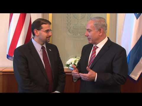 PM Netanyahu meets US Ambassador to Israel Dan Shapiro