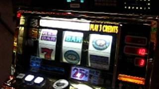 getlinkyoutube.com-Wheel of Fortune slot machine at Harrah's in Laughlin.