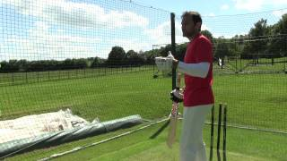 getlinkyoutube.com-How To Perfect Your Batting Stance: Mark Ramprakash