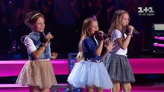 """getlinkyoutube.com-Варвара, Ева, Тали - """"Маленькая девочка"""""""