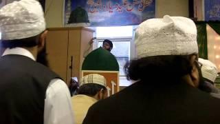 2/2 sajid qadri (naat sharif) @ naqshbandi mujaddidi aslami tariqa 2012 keighley