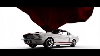 getlinkyoutube.com-Need for Speed: Most Wanted (2012) Movie Legends DLC: Shelby GT500 1967 Most Wanted Event Gameplay