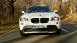 getlinkyoutube.com-auto motor und sport-TV:BMW X1 gegen VW Tiguan