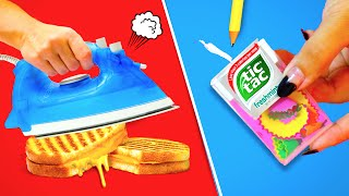 getlinkyoutube.com-Weird Back to School Life Hacks EVERY College Student Should Know!