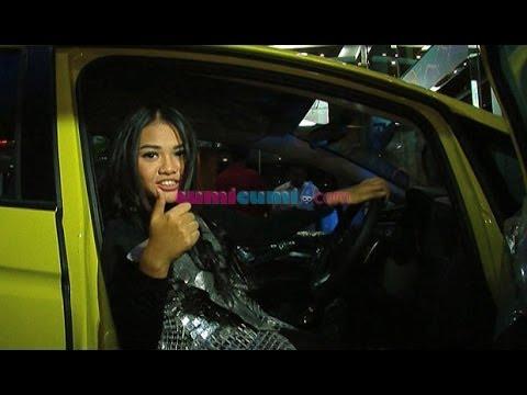 Mobil Kuning Untuk Aurel - Intens 10 Juli 2014