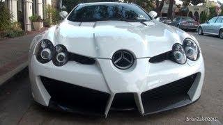 getlinkyoutube.com-Mansory Renovatio SLR McLaren Accelerations