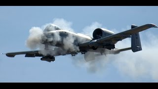getlinkyoutube.com-Awesome A-10 Thunderbolt II Brrrt Compilation - Happy Brrrt Day Special