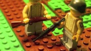 getlinkyoutube.com-ww2 lego Tonight We Die As Bricks