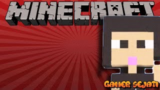 getlinkyoutube.com-CINTA ITU MODEL Ft. DAMH GAMING !!! |BUILD BATTLE|  - Minecraft Indonesia -