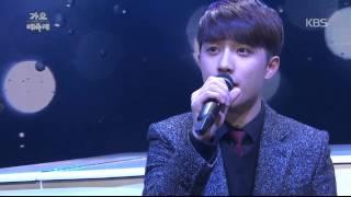 [HIT] KBS 가요대축제-EXO 레이·찬열·백현·디오(EXO LAY·CHANYEOL·BAEKHYUN·D.O.) - 슬픈 표정 하지 말아요.20141226