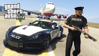 getlinkyoutube.com-GTA 5 Mods - PLAY AS A COP MOD! GTA 5 Police Corvette C7R LSPDFR Mod Gameplay! (GTA 5 Mods Gameplay)