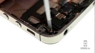 getlinkyoutube.com-Wifi antenna Repair - iPhone 4S How to Tutorial