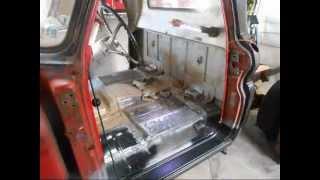 getlinkyoutube.com-1966 Chevy C10 restoration.