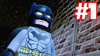 getlinkyoutube.com-LEGO BATMAN 3: BEYOND GOTHAM - Walkthrough Part 1 (PS4 Gameplay)