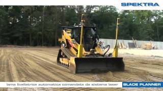 getlinkyoutube.com-BLADE PLANNER - Lama per Skid Loader