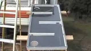 getlinkyoutube.com-Clean Power Show Episode 5 - Solar Heater