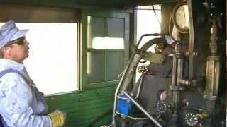 getlinkyoutube.com-Durango & Silverton 2012 - Cab and Train Ride