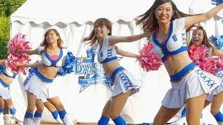 getlinkyoutube.com-[4K高画質] 歌って踊って超大盛り上がりなチアダンスショー!カワ(・∀・)イイ!!