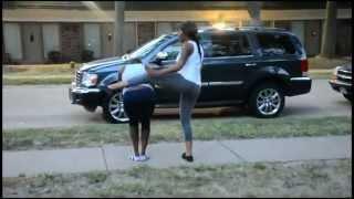 getlinkyoutube.com-Miss Tori Twerking On The Block To @iGAMEBOi  Twerking Music(Candor Films Video)