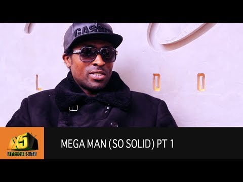 Mega Man of So Solid | Discusses Wellbeing / Cultural Food Pt1