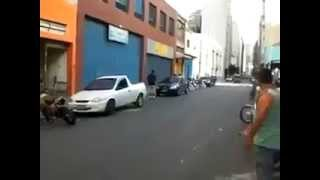 Amazing Video - Car Stopping Stunt
