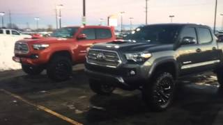 getlinkyoutube.com-2016 lifted Toyota Tacoma TRD Sport