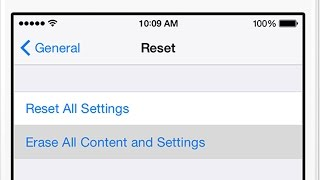 "getlinkyoutube.com-Stuck after ""reset all settings / erase all content and settings"" - iPhone iPad iPod touch -FIX"