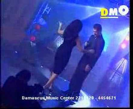 Haifa Wehbe dansuri orientale