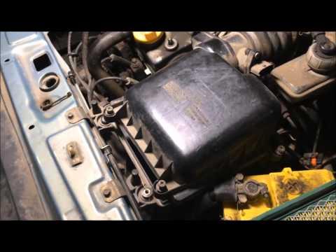 Где топливный фильтр в VAZ 21010