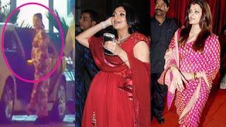 getlinkyoutube.com-LEAKED Rani Mukerji Baby Bump, Bollywood Actresses SHOW OFF Baby Bump