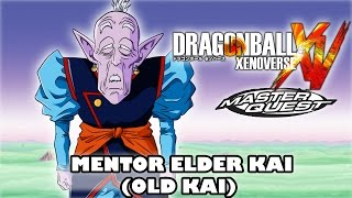 getlinkyoutube.com-Mentor Elder Kai (Old Kai) Master Quest - Dragon Ball Xenoverse DLC Pack 3 [POTENTIAL UNLEASHED]