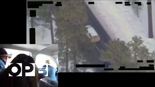 getlinkyoutube.com-GRAPHIC: Investigators Release Synced Video Of LaVoy Finicum Traffic Stop And Shooting