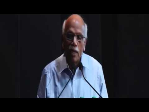 Speech by Dr.B M Hegde on Coconut oil