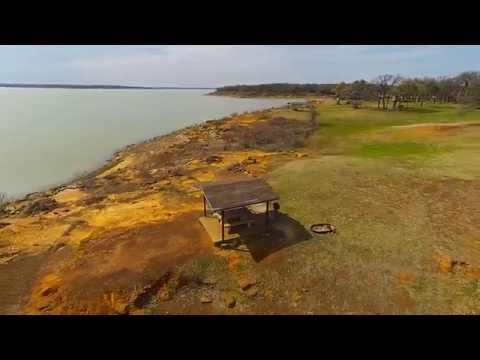 Zenmuse gimal test lake grapevine