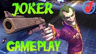 getlinkyoutube.com-Joker Gameplay | BATMAN: Return to Arkham - Arkham Asylum