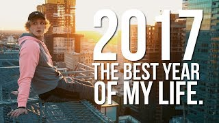 LOGAN PAUL - WHY 2017 WAS THE BEST YEAR OF MY LIFE. width=