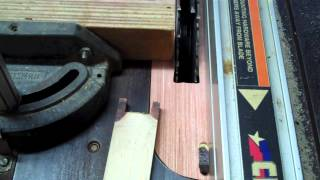 getlinkyoutube.com-Home built Langstroth style Honey Bee hives, Part 2 Making the frames