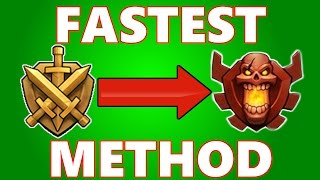 getlinkyoutube.com-Clash Of Clans   Best Way To Hit Champions League + Titans!   CoC Attack Strategy Guide 2015!