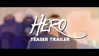 Hero – Blender Grease Pencil short film – TRAILER