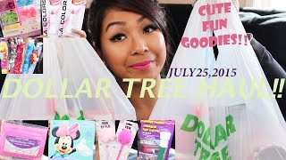 getlinkyoutube.com-DOLLAR TREE HAUL!!! CUTE FUN GOODIES & REPEATS! + NEW DISNEY PENS & MORE! | JULY 25, 2015 #15