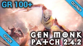 getlinkyoutube.com-D3: GR100+ R6 Generator Monk (2.4.2 | Raiment | Season 7)