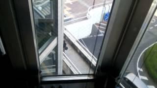getlinkyoutube.com-ララスクエア宇都宮のエレベーター 3本