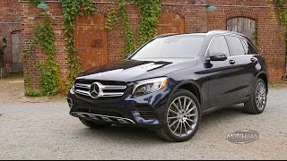 getlinkyoutube.com-2016 Mercedes Benz GLC 300 FIRST DRIVE REVIEW