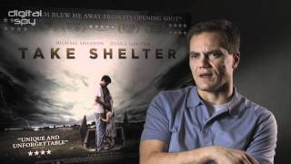 Michael Shannon on Man of Steel