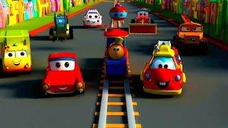 getlinkyoutube.com-Bob , il treno - Trasporti Avventura | Bob, The Train - Transport Adventure