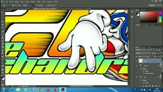 getlinkyoutube.com-cara membuat nomor race simpel tapi sip dengan photoshop
