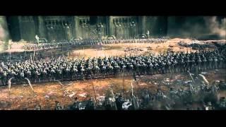 Hobit Bitva Pěti Armád - Synové Durinovi / Charge trpaslíku width=